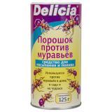 Средство для борьбы с муравьями Delicia 125 г
