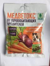 Медветокс от медведки и садовых муравьев, 200 гр.
