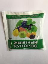 Железный купорос антисептическое средство, 200 г.