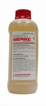 Аверфос 48% к.э.-инсектицидное средство от тараканов, клопов, муравьев, 1л.