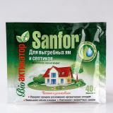 SANFOR Средство для выгребных ям и септиков, 40гр