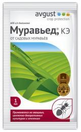 Муравьед - средство для борьбы с садовыми муравьями, 1 мл.