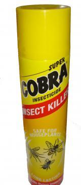 Супер кобра аэрозоль от летающих насекомых