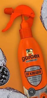 Gardex Extreme Спрей от клещей