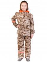 Детский противоэнцефалитный костюм Биостоп для девочек (6-12 лет)