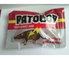 Ратобор — тесто-брикет для уничтожения крыс и мышей (пакет с замком zip lock 200 г)